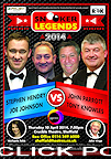 Thursday 10th April 2014 - Crucible Theatre, Sheffield