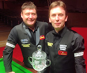 Irish Legends Cup with Jimmy White and Ken Doherty