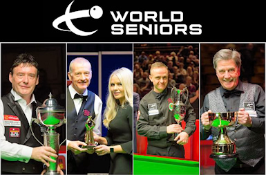 World Seniors Tour 2017-18